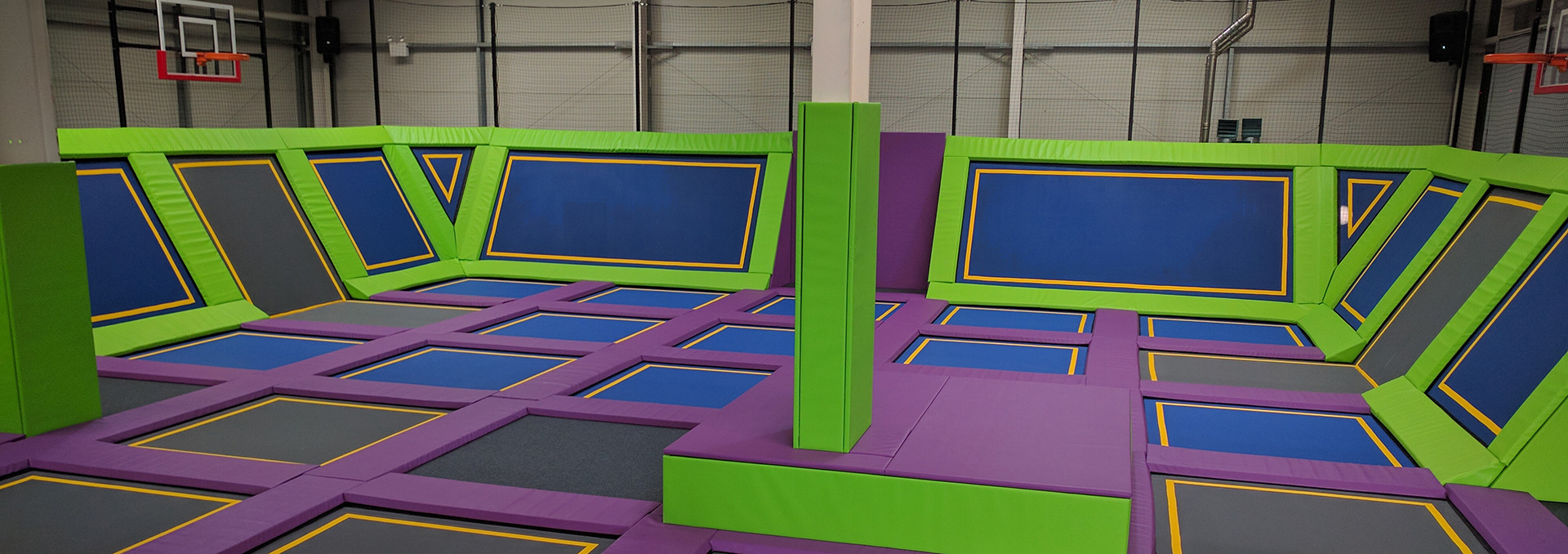 British Standard for Trampoline Parks
