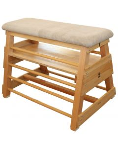 Timber bar box