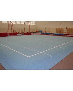 Artistic gymnastics sprung floor - FIG Approved