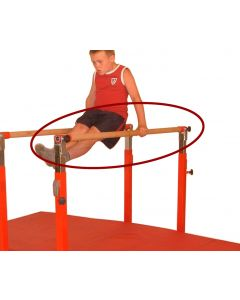 Junior Gym Component - Fibreglass rail