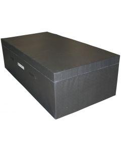 Freestyle gymnastics foam blocks