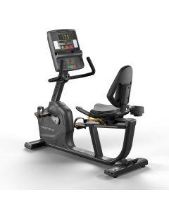Matrix Endurance Recumbent Cycle with Group Training LED Console