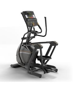 Matrix Suspension Elliptical Trainer with Group Training LED console