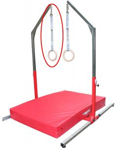 Junior Gym Component - Ringframe ring and strap