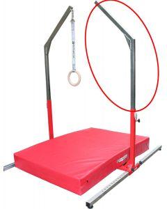Junior Gym Component - Ringframe inner upright