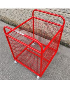 PE, sport and general equipment storage cart / trolley