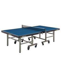 JOOLA Duomat PRO ITTF Approved table tennis table in blue