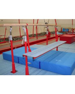 Parallel bars - coaching platform