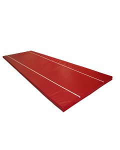Supplementary soft landing mat for vault