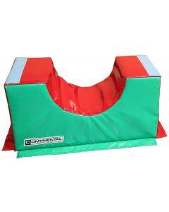 Gymnastic soft playshape - SMALL ARCH