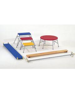 Keystage 1 gymnastic selection
