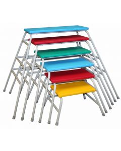 Nesting agility table set