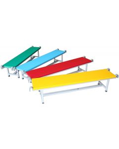 Upholstered PE benches