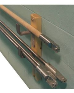 Wall storage brackets