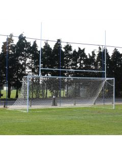 Combination rugby posts / football goals