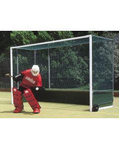 Premier steel hockey goals