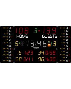 Multisports electronic scoreboard - PRO 3023/3123