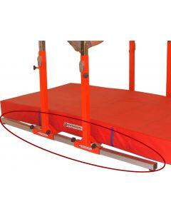 Junior Gym Component - Base rail