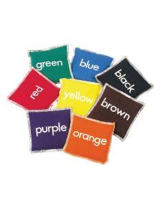 Colour Beanbag Set