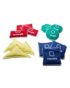Shape Beanbag Set