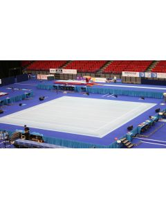 Artistic gymnastics sprung floor - FIG Approved