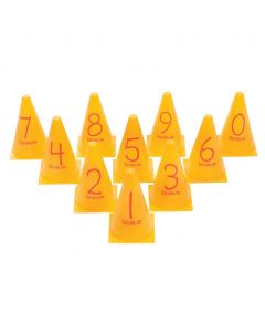 Number cones