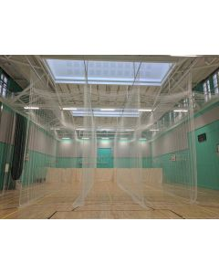 Cricket practice netting