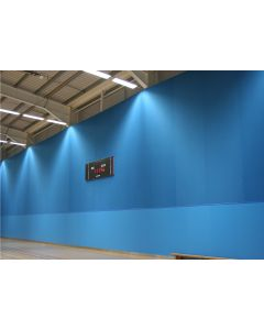 Fabric wall cladding
