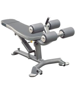 Impulse IT7 Multi-Adjustable Abdominal Bench