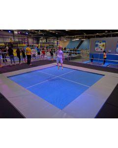 Jumbo trampolines