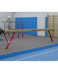 """Competition Ladies Balance Beam """"SuperSoft"""" - FIG Approved"""
