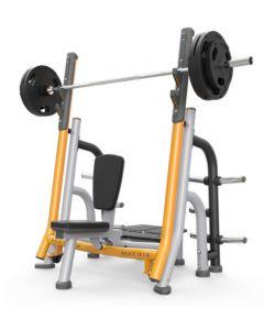 MAGNUM - Olympic Shoulder Press Bench