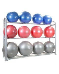 Gym ball rack - 12 balls