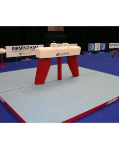 Pommel horse - competition model - FIG Approved