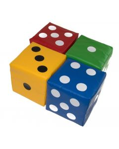 Giant Soft Play Dice