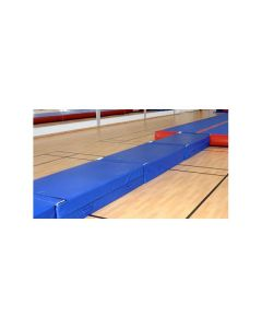 TeamGym tumble track run-up