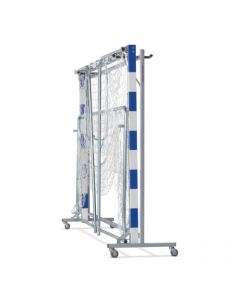 Handball goal trolley