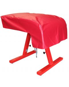 Vaulting table dust cover