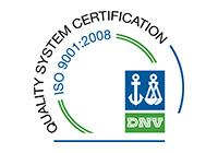 ISO 9001:2008 accredited company