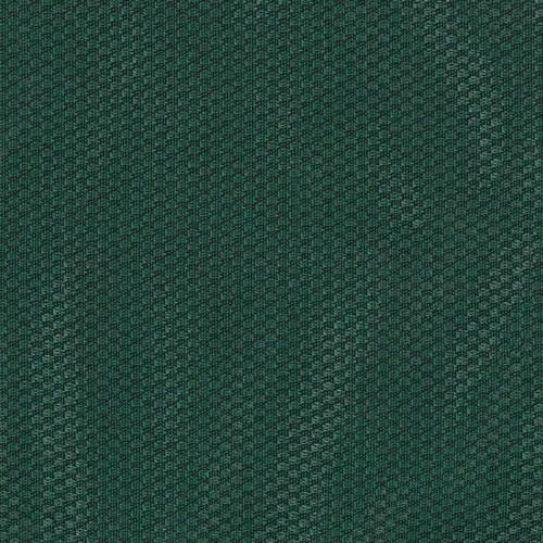 Trevira sports hall fabric wall cladding - Wimbledon green
