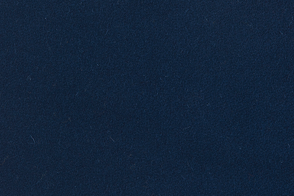 Wool serge - midnight blue
