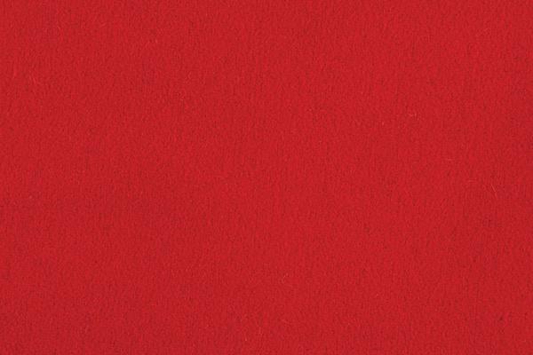 Wool serge - scarlet