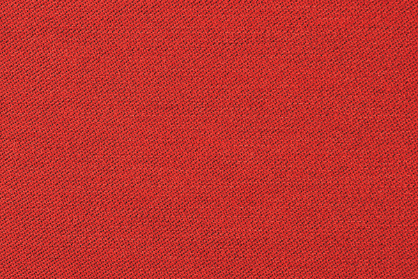 Blackout curtain fabric - ruby
