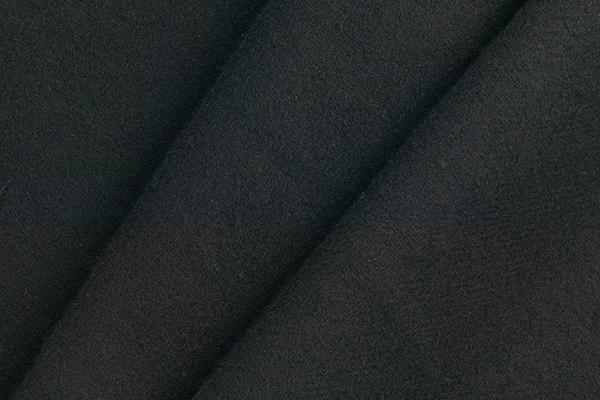 Wool serge - black