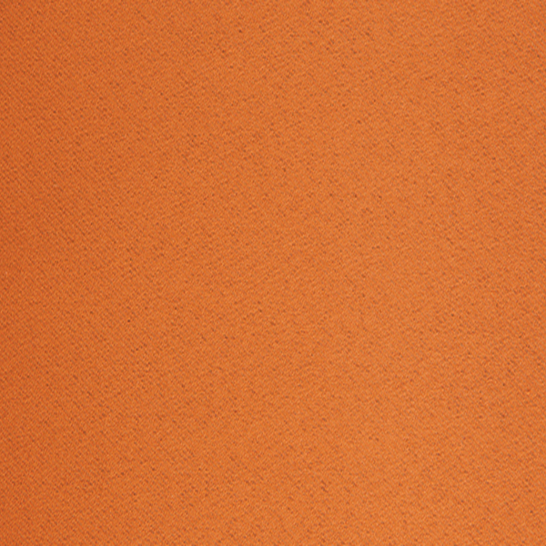 Blackout curtain fabric - orange