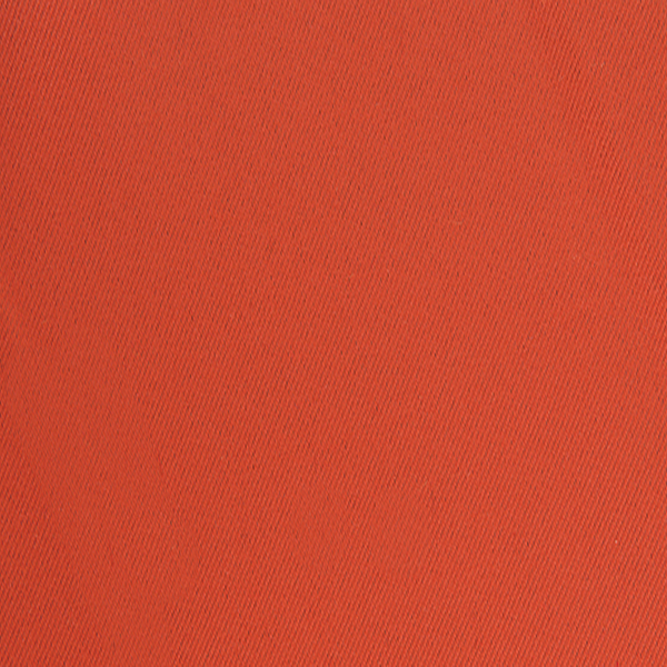 Blackout curtain fabric - russet