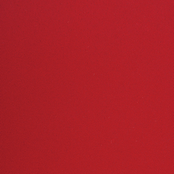 Blackout curtain fabric - scarlet