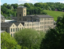 100,000 square foot factory and offices in Huddersfield