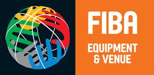 FIBA official 3x3 basketball backstop