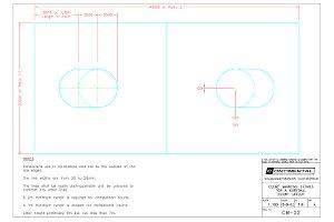 Korfball court dimensions
